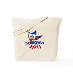 Support Haiti Tote Bag