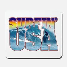 Surfin' USA Mousepad