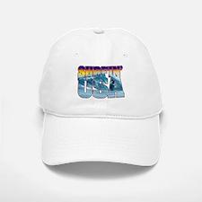 Surfin' USA Baseball Baseball Cap