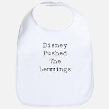 Cute Lemmings Bib