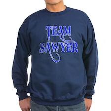 TEAM SAWYER from LOST TV Sweatshirt