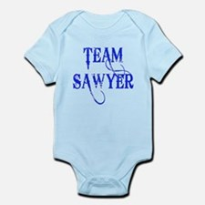TEAM SAWYER from LOST TV Infant Bodysuit