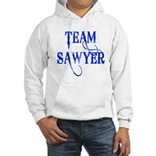 TEAM SAWYER from LOST TV Hoodie