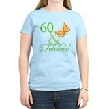 60th birthday for women Women's Light T-Shirt