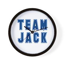 TEAM JACK Shephard from Lost Wall Clock