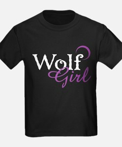 Twilight Wolf Girl T
