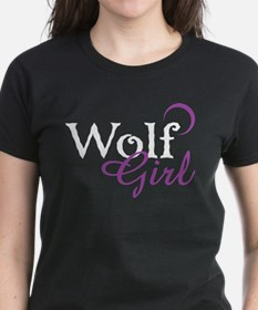 Twilight Wolf Girl Tee