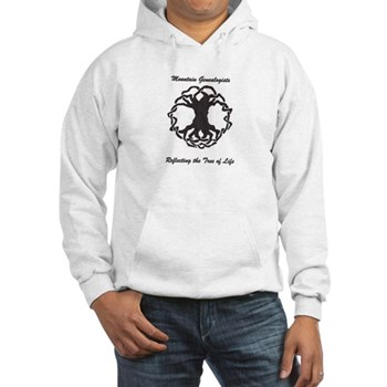 Mountain Genealogists Hooded Sweatshirt