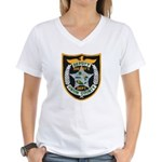 Union County Sheriff Women's V-Neck T-Shirt