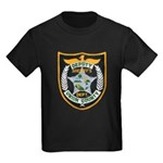 Union County Sheriff Kids Dark T-Shirt