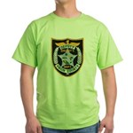 Union County Sheriff Green T-Shirt