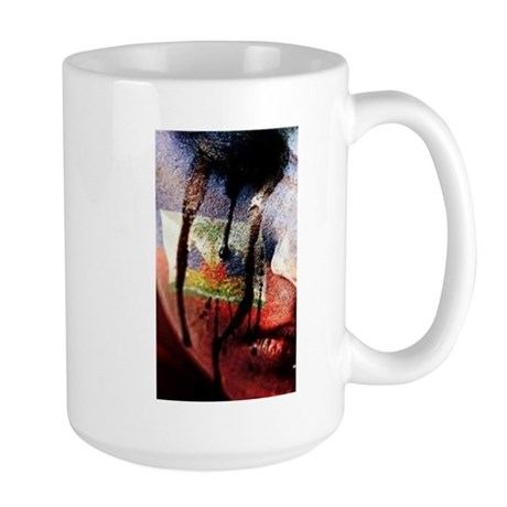 Tears for Haiti Large Mug