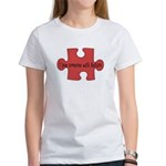 Autism Love Women's T-Shirt