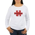 Autism Love Women's Long Sleeve T-Shirt
