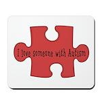 Autism Love Mousepad