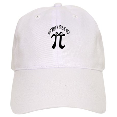Piece of Pi Cap