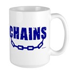 HOAX & CHAINS Large Mug