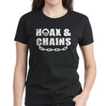 HOAX & CHAINS Women's Dark T-Shirt