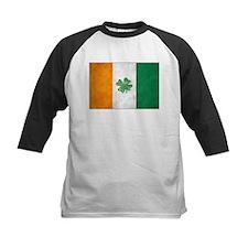 Irish Shamrock Flag Tee
