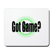 Got Game? (2) Mousepad
