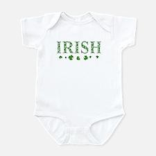 IRISH IN SHAMROCKS Infant Bodysuit