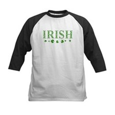 IRISH IN SHAMROCKS Tee