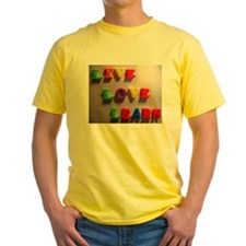 Live Love Learn T