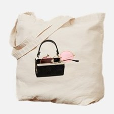 Portable Point of View Tote Bag