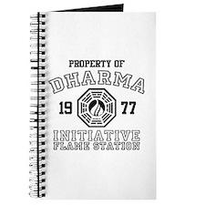 Property of Dharma - Flame Journal
