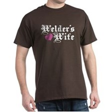 Welder's Wife T-Shirt