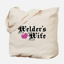 Welder's Wife Tote Bag