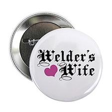 """Welder's Wife 2.25"""" Button"""