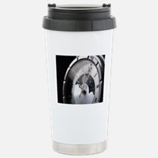 Time After Time Stainless Steel Travel Mug
