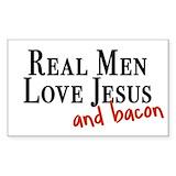 Bacon Bumper Stickers