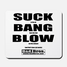 Bad Brothers Mouse Pad