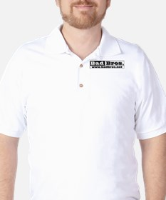 The Bad Brothers golf shirt