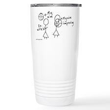 Take Aim Travel Mug