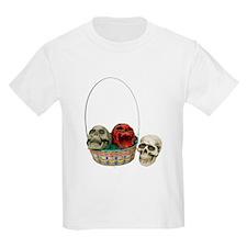 Skull Basket 3 T-Shirt