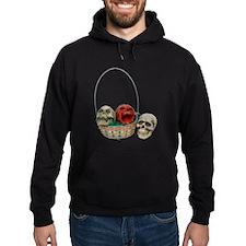 Skull Basket 3 Hoodie