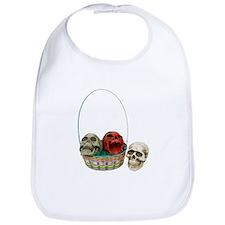 Skull Basket 3 Bib