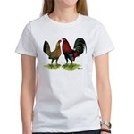 American Gamefowl Pair Women's T-Shirt