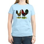 American Gamefowl Pair Women's Light T-Shirt