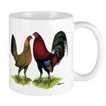 American Gamefowl Pair Mug