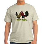 American Gamefowl Pair Light T-Shirt