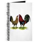 American Gamefowl Pair Journal