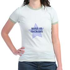 Born In Michigan  T