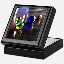 Marbles Keepsake Box