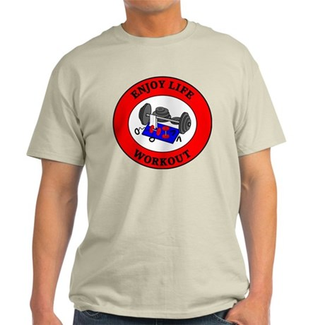 Enjoy Life Workout Light T-Shirt