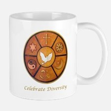 """Celebrate Diversity"" Mug"