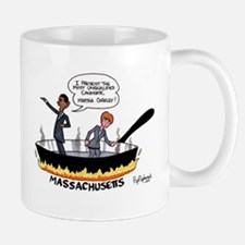 Massachusetts Heats up the 20 Mug